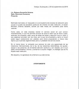 Carta De Motivación Formatos Y Ejemplos Word Para Imprimir