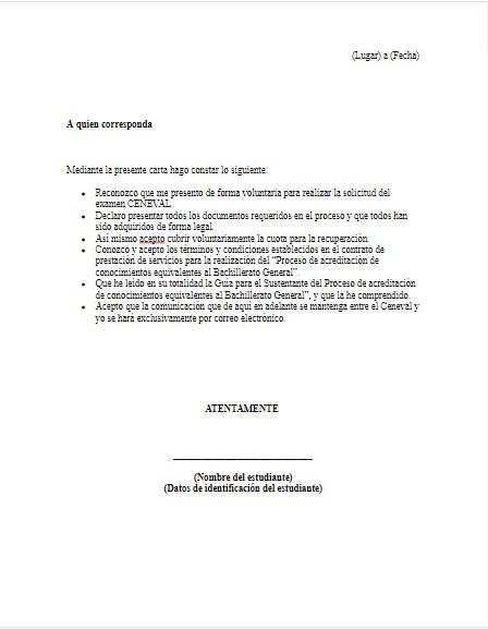 carta compromiso  u0026gt  formatos y ejemplos