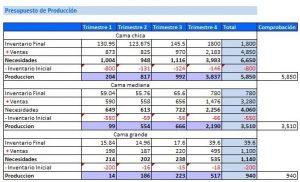 Ejemplo de Presupuesto de Producción (Detalle3)
