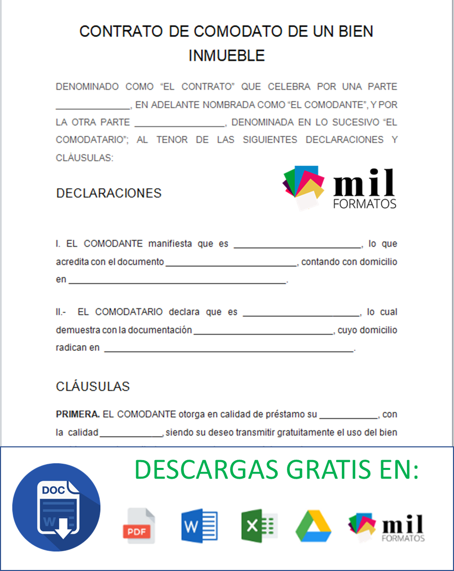 Contrato De Compraventa De Vehículo Ejemplos Y Formatos Word Y Pdf Para Imprimir