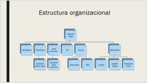 Utilización de elementos gráficos en Presentación Ejecutiva