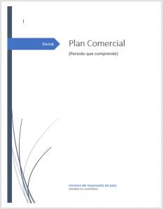 Formato de Plan Comercial