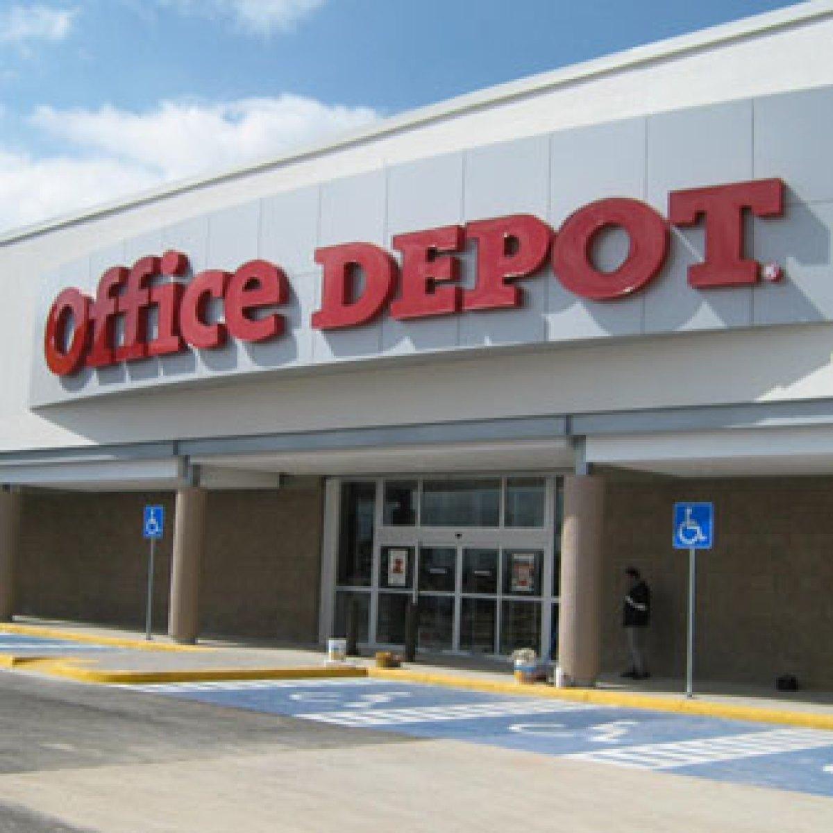 Trabajar en Office Depot