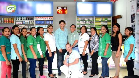 Trabajar en farmacias San Pablo 2