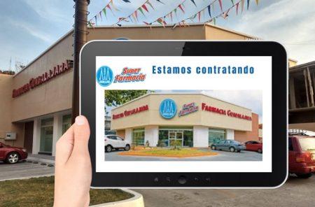 Trabajar en Farmacias Guadalajara
