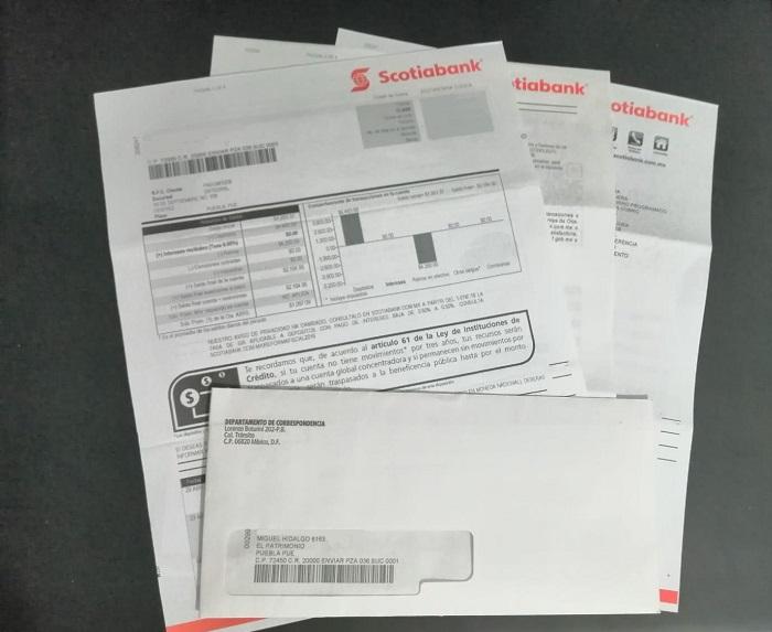 Ejemplos de una Carta Postal Formal